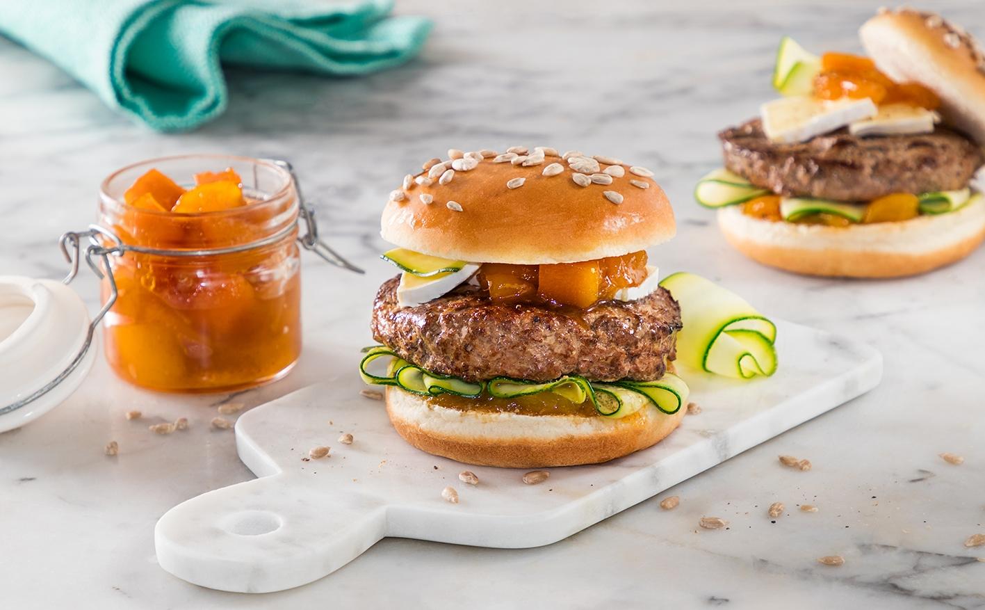 Hamburger-Montana-Mango-Chutney