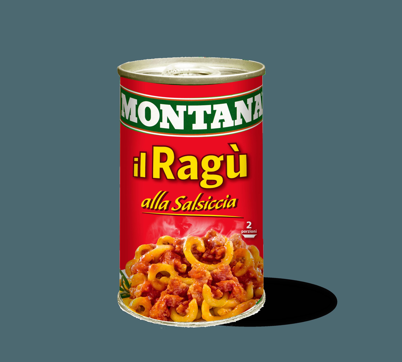 Ragù-alla- Salsiccia-Montana-180g