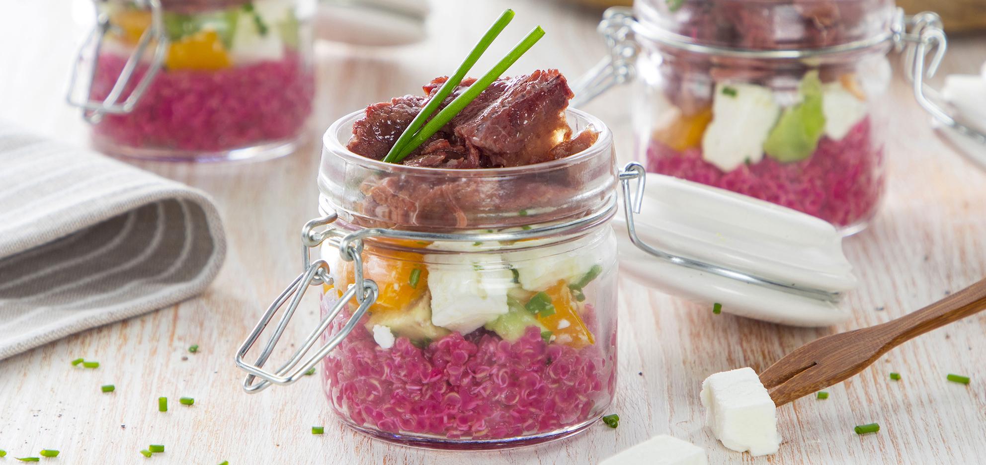 Vasetti-quinoa-carne-in-scatola-Montana-senza-glutine